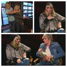 Ross and Rydel cute sibling relationship <3