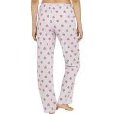 Update your sleepwear collection with the Woven Pjyama Pants from Emerson. This straight leg, full-length pant boasts a soft cotton construction, an elasticised waistband with draw cord and all-over mosaic patterning. Mix and match with your favourite sleep tees and tanks for year round comfort and style while you snooze.