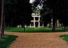 The Hermitage, Nashville TN.home of Andrew Jackson, home has a guitar shaped driveway Andrew Jackson Home, Jackson House, Southern Architecture, Nashville Tennessee, Memphis, My Dream Home, Places Ive Been, Wedding Reception