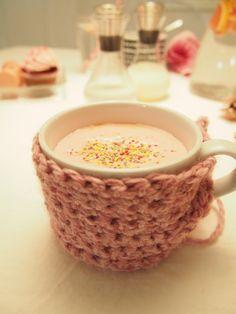Pink Ribbon Day: morning cacao