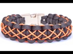 Add Micro Cord to a Paracord Bracelet - The easy way - BoredParacord - YouTube