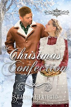 The Christmas Confection: (A Sweet Victorian Holiday Romance) (Hardman Holidays Book Historical Romance, Hopeless Romantic, Ebook Pdf, Bestselling Author, My Books, Victorian, Christmas, Holidays, Book Reviews