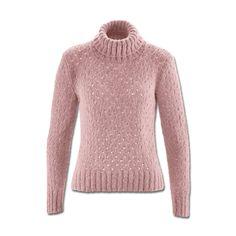 Modell 154/4, Pullover aus Fenella von Junghans-Wolle
