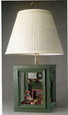 Lamp with miniature base