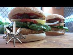 KRABBY PATTY BURGERS (SpongeBob) - Nicko's Kitchen - YouTube If I wasn ...