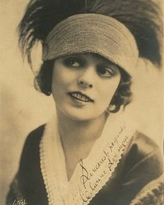 """I guess I am in the """"silent film actresses who died very young"""" mode, because I am moving right along to Clarine Seymour. But, unlike fell. Silent Screen Stars, Silent Film Stars, Movie Stars, Hello Tuesday, Kay Francis, Find A Date, 10 Film, Mary Pickford, Classic Actresses"""