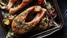 Salmon Spice Rub