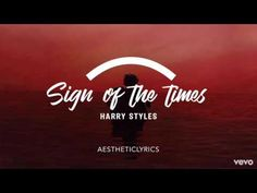 Harry Styles - Sign of the Times (Audio) - YouTube