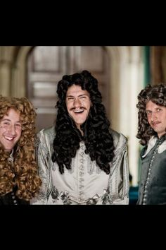 Horrible histories••• mathew baynton / Jim Howick / laurence rickard King Crush, Mathew Baynton, Horrible Histories, Ghost Bc, Travis Fimmel, Great Tv Shows, Daddy Issues, Films, Movies