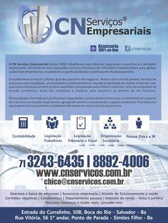 Banner CN Serviços Empresariais