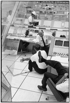 Henri Cartier-Bresson, Centre spatial de Cap Kennedy, Floride, USA, 1967. © Henri Cartier-Bresson/Magnum Photos.
