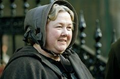 Pauline Quirke, Dixon -  North & South directed by Brian Percival (TV, Mini-Series, BBC, 2004) #elizabethgaskell