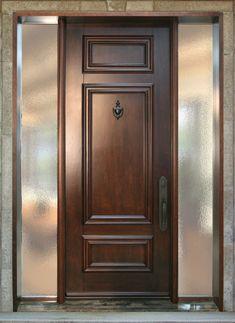 Contemporary door model Alpha1 ⋆ Portatec