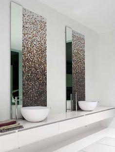 Совершенный интерьер ванных комнат от Antonio Lupi