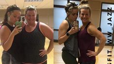 The Workout That Helped This Mom and Daughter Lose a Combined 184 Pounds