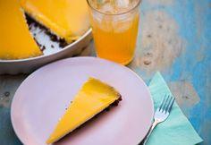 Sütés nélküli Fanta No Bake Treats, Naan, Cantaloupe, Pineapple, Cheese, Baking, Fruit, Recipes, Food