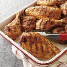 Czosnkowy kurczak z rozmarynem i cytryną
