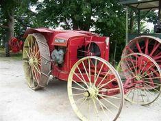 1921 Massey Harris #2 tractor