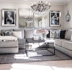 21 fabulous rustic glam living room decor ideas – Amber's Wanderland