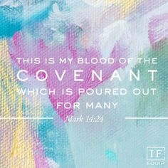 Mark 14: 17-29 | IF:Equip. Easter Day 2