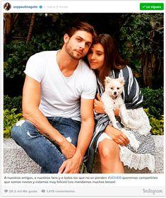 Celebs, Celebrities, Celebrity Style, Corgi, Couple Photos, Couples, Instagram, Animals, Fashion