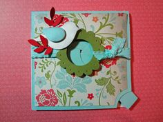 Splitcoaststampers - Tutorials This is great!  Melanie Schulenberg created a great card with a very clear tutorial.