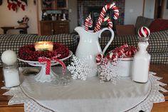 Carey's Farmhouse Kitchen: Vintage White Christmas