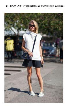 Look de Pernille - Stockholm Fashion Week - Street Style