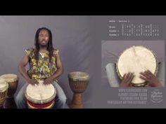 (213) Kassa Djembe Lesson - YouTube