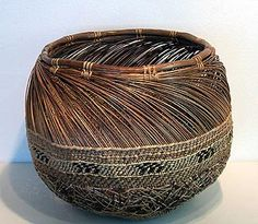 Dawn Walden | Willow, red bud and cedar root