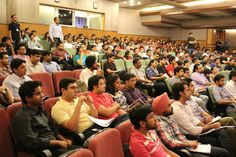 Around 250 students attended the MBA seminar held in India Islamic Cultural Centre - New Delhi on 12th May 2013