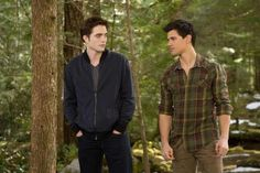 """Should I start calling you dad?"" - Jacob Black to Edward Cullen, Breaking Dawn - Part 2"
