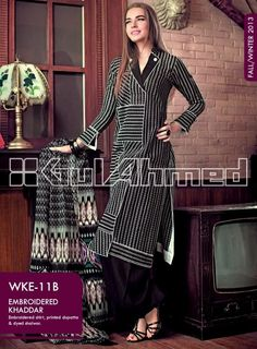 beautiful gul ahmed collection for autumn and winter
