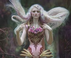 Find images and videos on We Heart It - the app to get lost in what you love. Fantasy Photography, Creative Photography, Fine Art Photography, Photo Portrait, Photo Art, Fantasy Inspiration, Character Inspiration, Fantasy Women, Fantasy Art