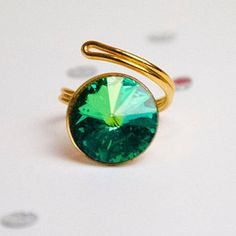 Mint versus green by yotoko on Etsy