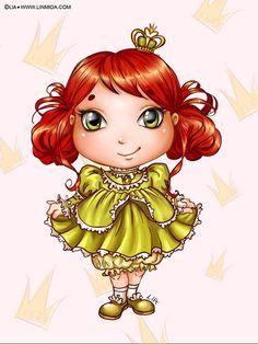 Little Princess Lilu by LiaSelina on deviantART