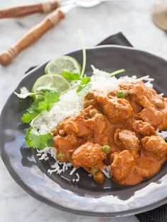 Indian Butter Chicken - ww core/simply filling (use ff cream - use ff greek yogurt instead of butter)