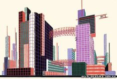 архитектор Яков Чернихов (1889–1951) книги «Искусство начертания», «Геометрическое черчение» (1928), «Основы современной архитектуры» (ОСА; 1930), «Орнамент», «Конструкция архитектурных и машинных форм», 2-е, дополненное издание «ОСА» (все три книги — 1931) «Архитектурные фантазии» (1933), Огромное количество виртуозных рисунков, соединяющих гибкую ритмику модерна с конструктивистской футурологией и с мифопоэтическими грезами архитектурного экспрессионизма…