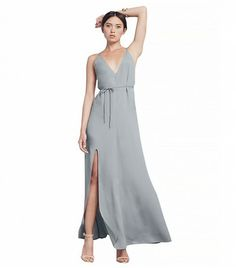 @Who What Wear - Reformation Citrine Dress ($258)  If you haven't checked out their recently launched bridal collection, you definitely should. It's amazing.