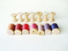 Thread Rollers Soviet Vintage USSR