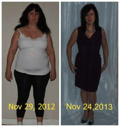 """Who is ready for the New Year New You Body Transformation? Below is another amazing transformation: """"Here we are almost a year has gone by since I started this unbelievable Nutritional Journey on Nov 29 2012 ! I am so very happy to announce my Results to Date I have lost a Total of 83.1 lbs and 121"""" of Toxic Fat is now Gone Forever !!! I am totally doing the Happy Dance !!"""" If you are ready to make your health a responsibility and lose the weight, contact me to get started."""