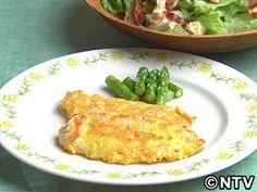 鶏ささ身のピカタのレシピ|キユーピー3分クッキング