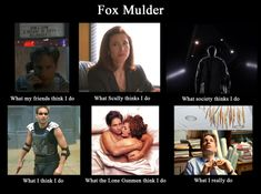 Mulder: Meme Style by E-H-Redlum. I miss X-files too much. I want to believe in a XF3 movie :)