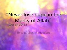 Allah Mia <3 on Pinterest | Allah, Allah Love and Islamic Quotes