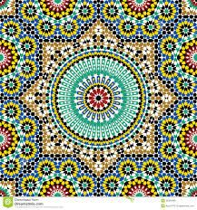 Illustration about Traditional Arabic Design Seamless Pattern. Illustration of traditional, decor, architecture - 35294989 Moroccan Wall Tiles, Moroccan Art, Moroccan Design, Moroccan Style, Moroccan Bedroom, Moroccan Lanterns, Moroccan Interiors, Morrocan Patterns, Tile Patterns