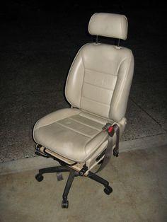Cheap Car Seat Office Chair!!!
