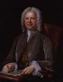 James Gibbs by John Michael Williams c.1737–40