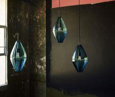 Luminárias Bailey, Tom Fereday