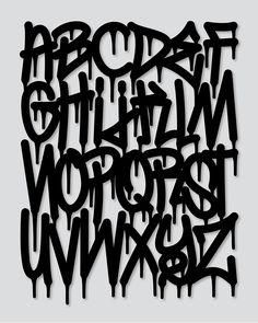 13 Graffiti Paint Drip Font Images - Graffiti Dripping Letter Font, Dripping Graffiti Letters and Paint Dripping Graffiti Font Free Graffiti Tattoo, Graffiti Quotes, Graffiti Cartoons, Art Quotes, Graffiti Lettering Alphabet, Tattoo Lettering Fonts, Lettering Styles, Grafitti Letters, Calligraphy Tattoo