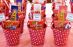 Cute Fourth Party Favors